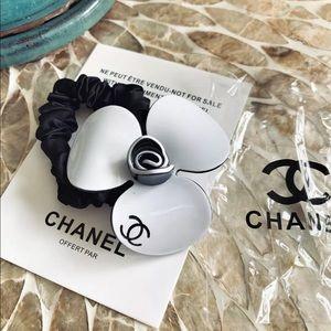 Chanel ponytail holder